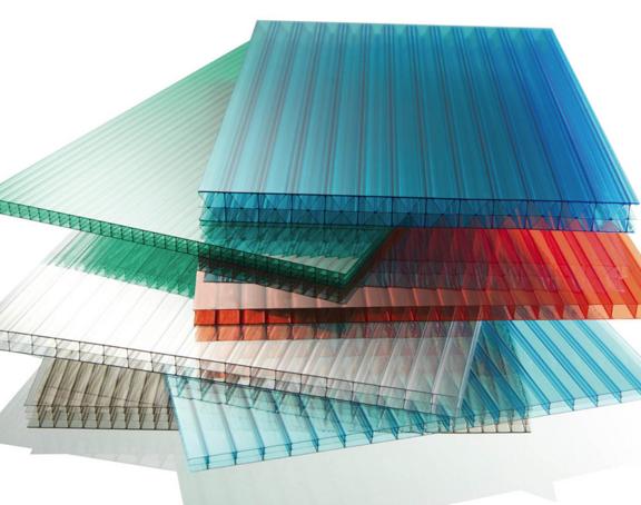 15 mẫu tấm lợp nhựa lấy sáng polycarbonate sử dụng nhiều nhất trong công trình xây dựng năm 2017
