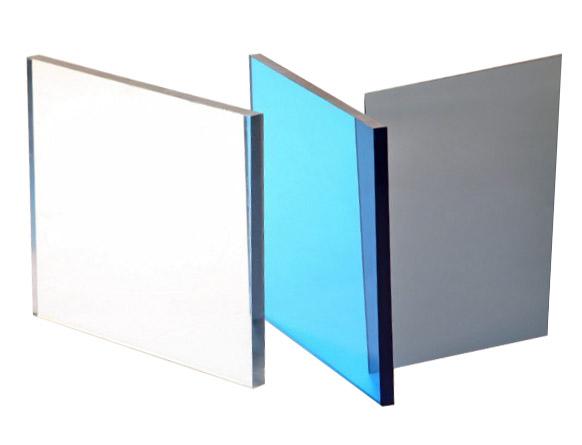 Tấm lợp lấy sáng thông minh Polycarbonate đặc ruột 5mm