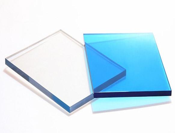 Tấm lợp lấy sáng thông minh Polycarbonate đặc ruột 6mm