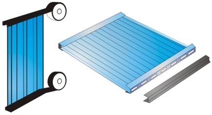 Hướng dẫn thi công tấm lợp lấy sáng polycarbonate rỗng ruột ảnh 4