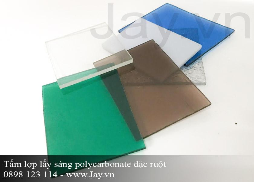 Tấm lợp lấy sáng thông minh Polycarbonate đặc ruột 6mm ảnh 4