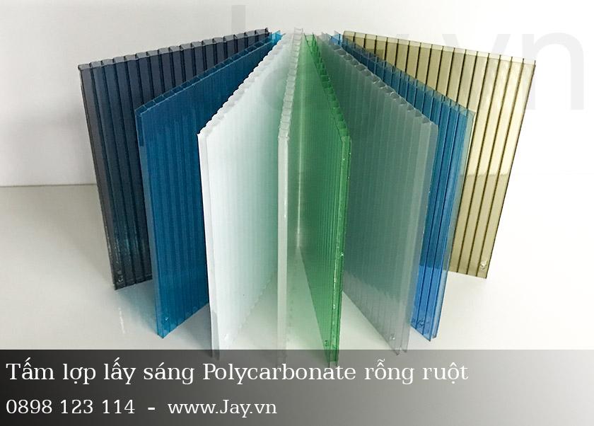 Tấm lợp lấy sáng thông minh Polycarbonate solarlite ảnh 1
