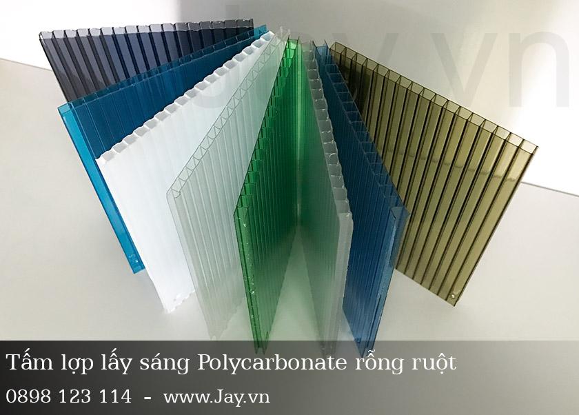Tấm lợp lấy sáng thông minh Polycarbonate solarlite ảnh 4