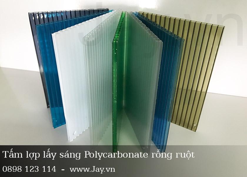 Tấm lợp lấy sáng thông minh Polycarbonate solarlite ảnh 5