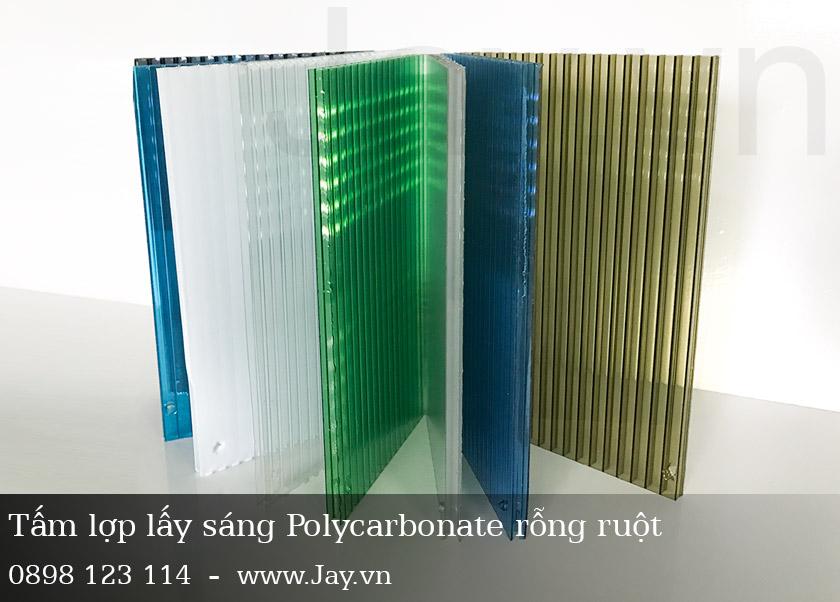 Tấm lợp lấy sáng thông minh Polycarbonate solarlite ảnh 7