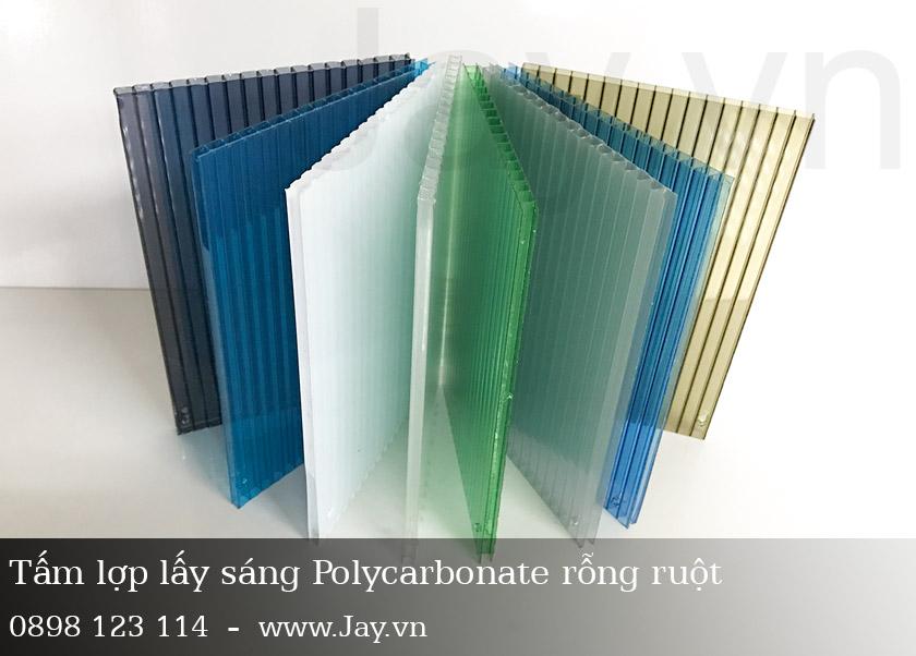 Tấm lợp lấy sáng thông minh Polycarbonate solarlite ảnh 8