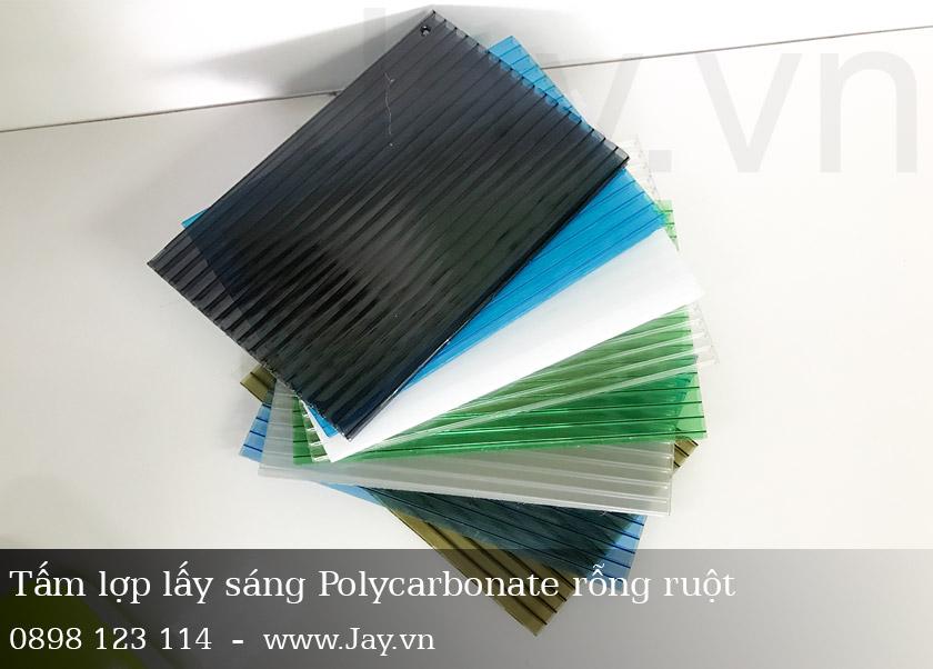 Tấm lợp lấy sáng thông minh Polycarbonate Solite ảnh 2