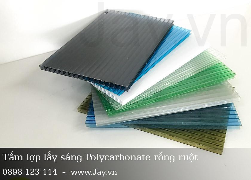 Tấm lợp lấy sáng thông minh Polycarbonate Solite ảnh 3
