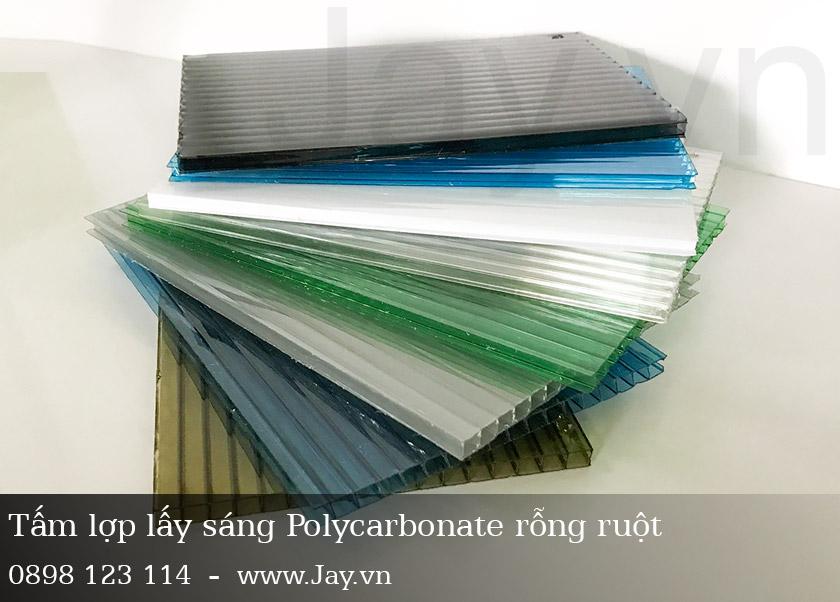 Tấm lợp lấy sáng thông minh Polycarbonate Solite ảnh 5