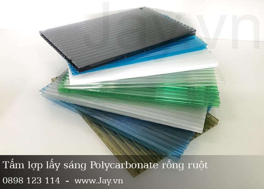 Tấm lợp lấy sáng thông minh Polycarbonate Solite ảnh 6