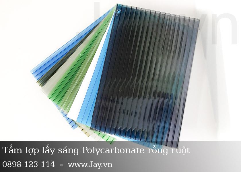 Tấm lợp lấy sáng thông minh Polycarbonate Solite ảnh 7