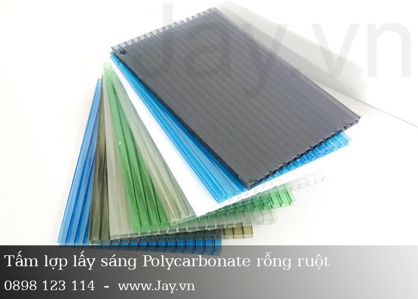 Tấm lợp lấy sáng thông minh Polycarbonate Solite ảnh 8